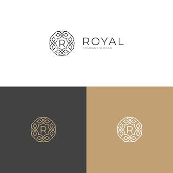 Royal logo emblem