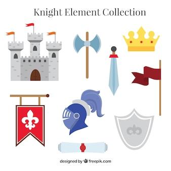 Королевский пакет средневековых элементов