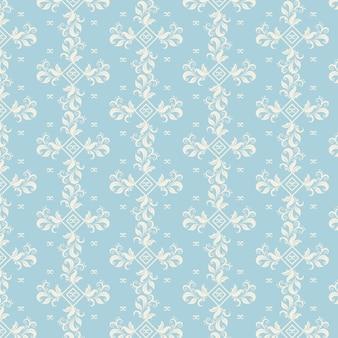 Royal seamless pattern