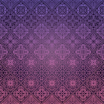 Royal wallpaper seamless floral pattern, luxury background