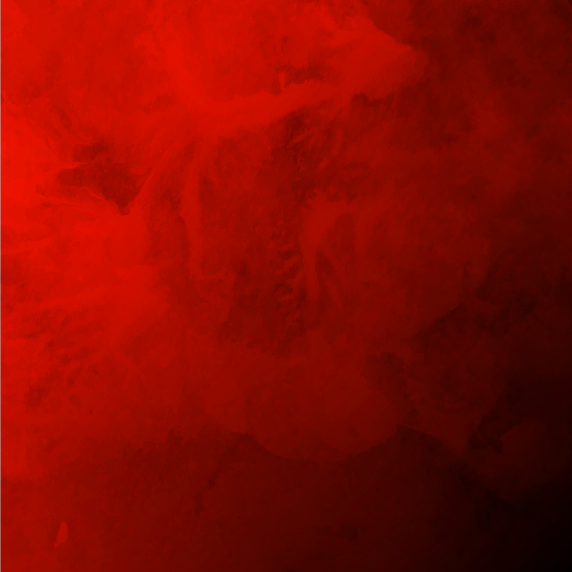 Royal Watercolor Valentine Red Background