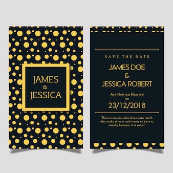 Royal Wedding Invitation Card