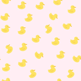 Rubber duck pattern