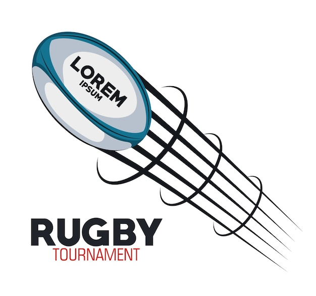 Rugby goal flying tournament