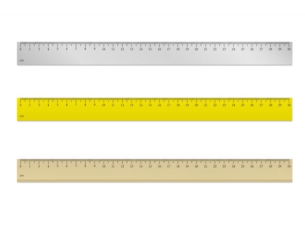 photo relating to Metre Ruler Printable named Ruler Vectors, Pictures and PSD documents No cost Down load