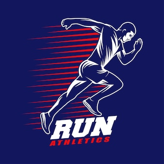 Run athletics.