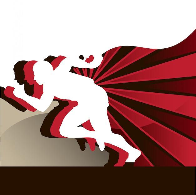 Runners illustration