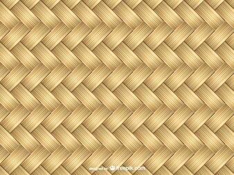 Rush matting texture