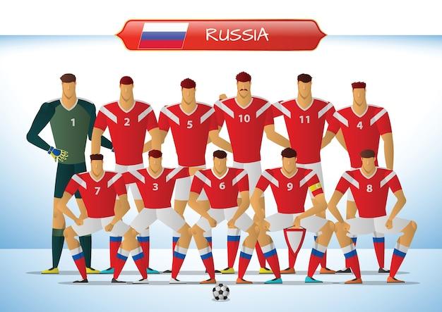 러시아 국제 축구 대표팀