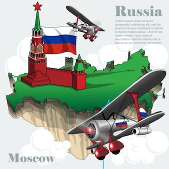 Россия, туризм