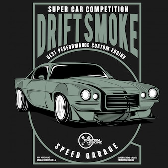 Rusty iron, the super truck, classic truck posters