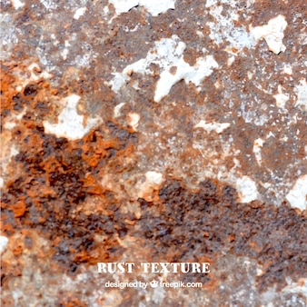 A rusty wall, realistic texture Free Vector