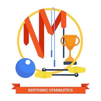 Rymmics gymnastic concept