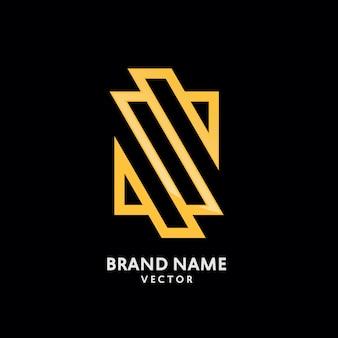 S letter monogram logo