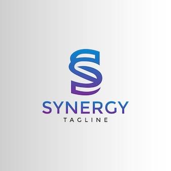 S letter логотип