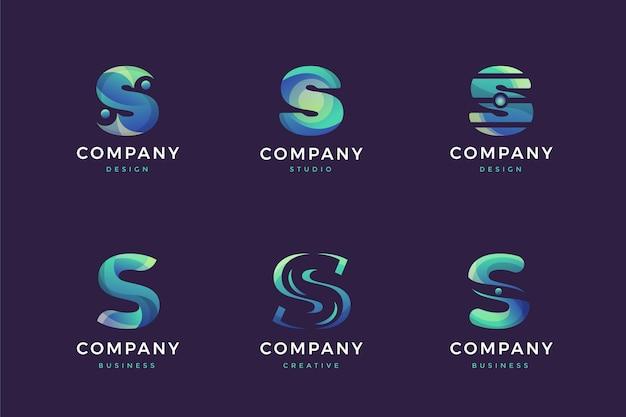 S 로고 컬렉션
