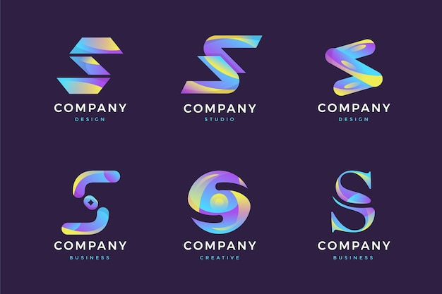 S logo collection