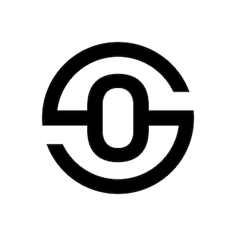 Символ буквы s комбинация с буквой o