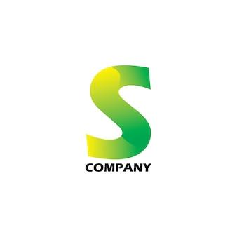 Дизайн логотипа компании s