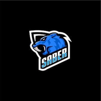 Saber sport logo