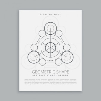 Sacred little circles poster