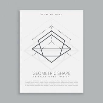 Мистические геометрические линии