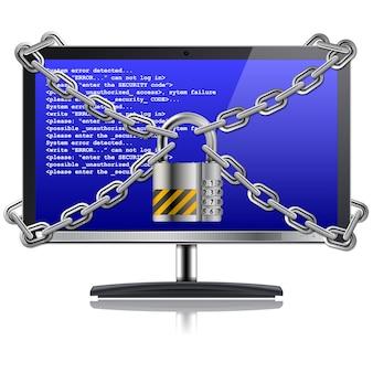 Safe computer concept