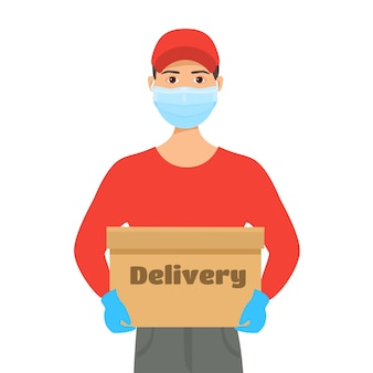 Safe delivery of goods