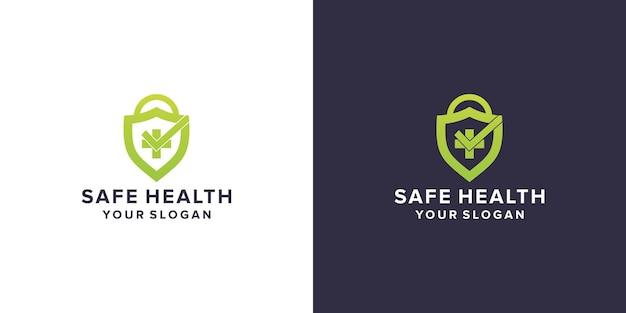 Safe health logo