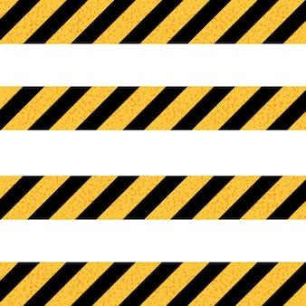 Safety under contruction line