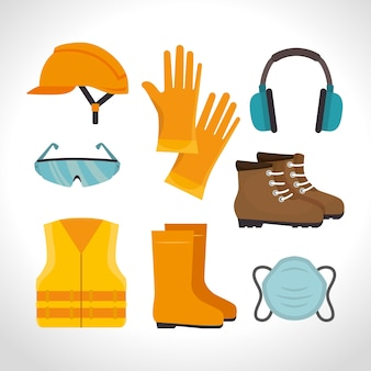 Safety equipment design