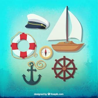Sailing elements
