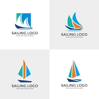 Логотип парусного спорта