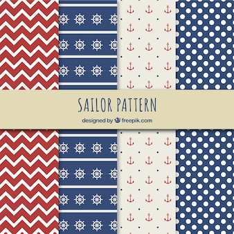 Sailor patterns