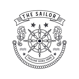 The sailor