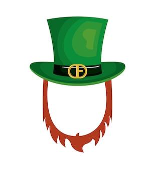 聖パトリックの日のエルフの帽子