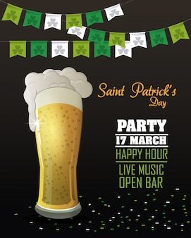 Saint patricks day party