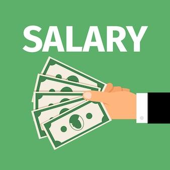 Salary motivation