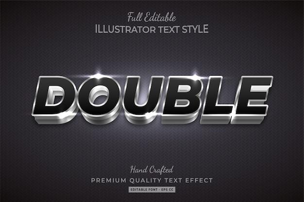 Sale 3d text style effect