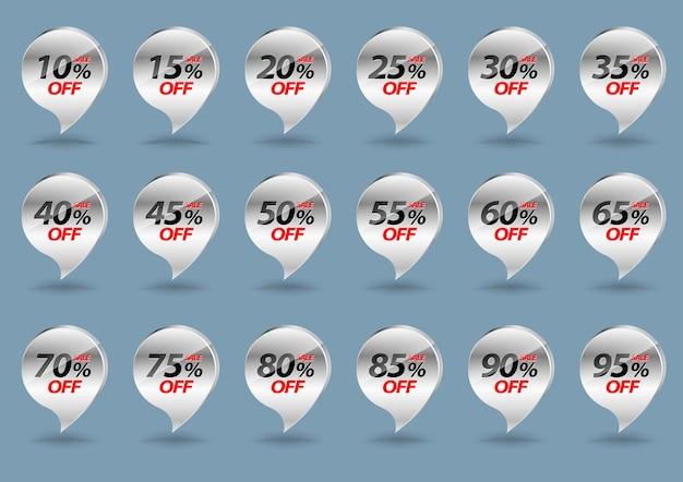 Продажа баннера для рекламной рекламы.