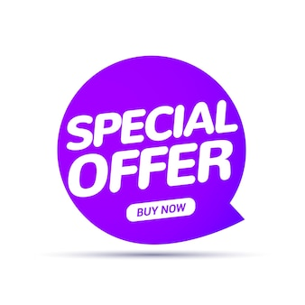 Sale banner special offer template design season special discount price sign tag
