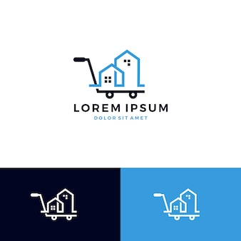 Sale house logo