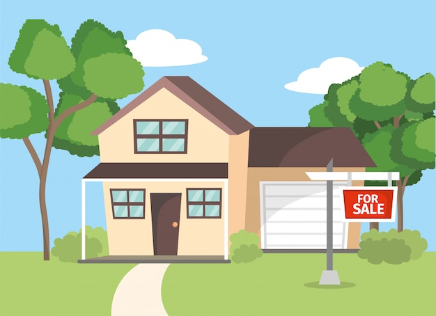Sale house property business plan