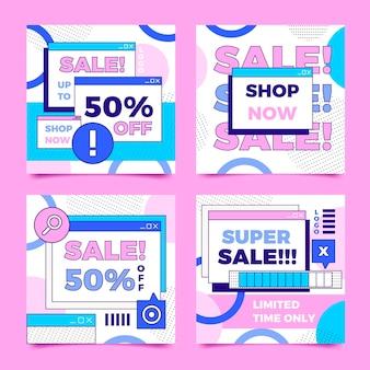 판매 instagram 게시물 수집