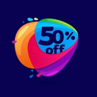 Продажа логотип в значок пересечения треугольника.
