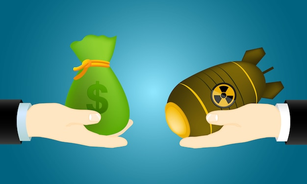 Sale of nuclear weapons