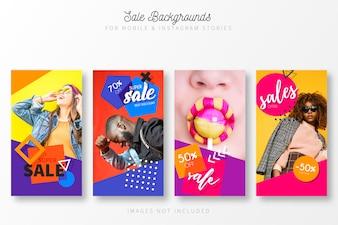 現代色の販売物語コレクション