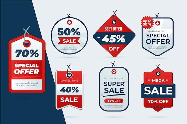 판매 태그 컬렉션