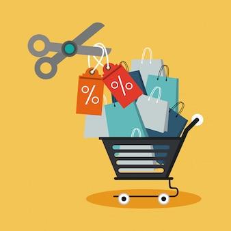 Продажа и скидки