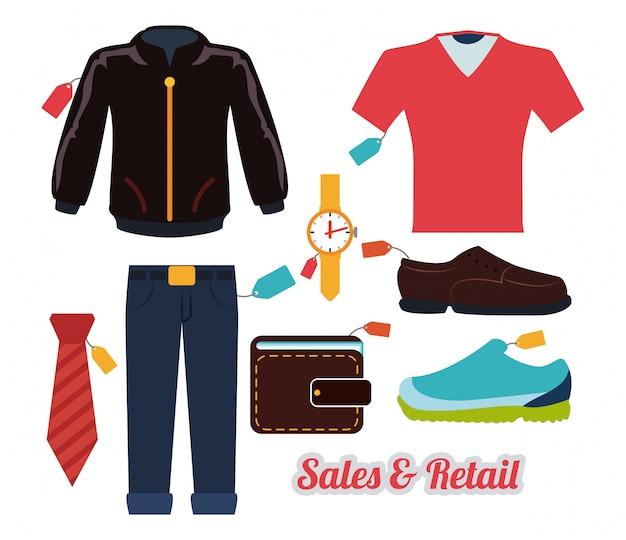 판매 및 소매